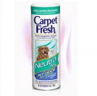 Carpet Fresh 279141 14Oz Powder Neutra Air Pets 12Ct [30 Cases]
