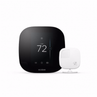 Ecobee EB-STATE3-02 Programmable WiFi Thermostat with Touchscree & Remote Sensor