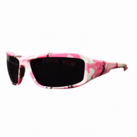 Edge XB116-H1 Brazeau Safety Glasses Huntress Pink