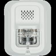 System Sensor P2WL-P Horn Strobe White 12-24VDC