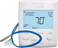 Tekmar 521 Thermostat 1-Stage Heat Programmable