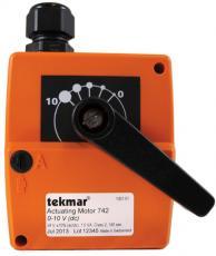 Tekmar 742 Actuating Motor 0-10V