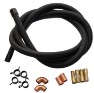 Quiet-One QFHK-8 Quick Fit Hose Kit For Ks & Fl Series
