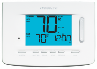 Braeburn 5020 1 Heat /1 Cool Programmable/Non-Programmable Thermostat