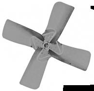 "Lau 6126890009 Propeller Extra-Heavy Duty 4-Blade 60"""