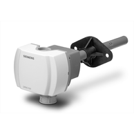 Siemens Building Technology QPM2162D Duct Mount CO2 Sensor with Temperature & Humidity Sensor & Display