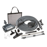 BROAN-NuTone CS500 Carpet & Bare Floor Combination Attachment Set (with Electric Pigtail)