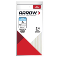Arrow MG24-4 Mini Glue Sticks (6/pk)