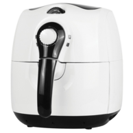 Brentwood Appliances AF-350W Electric Air Fryer 3.7-Quart (White)