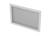 "Titus 300RL Supply Grille 12"" x 12"""