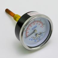 Teledyne Laars RA0079000 Temperature & Pressure Gauge 70-250F 0-225 PSI