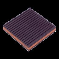 DiversiTech MP-4C Anti-Vibration Pad 4x4Cork/Rub