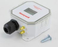 """Honeywell P7650A1026 Panel Mount Differential Pressure 0-1""""-2.5"""""""