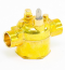 "Erie VT2212 Two-Position Zone Valve for General Service 2-Way 1/2"" Sweat 2.5Cv"