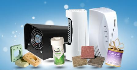 Air-Scent Air Freshener Systems